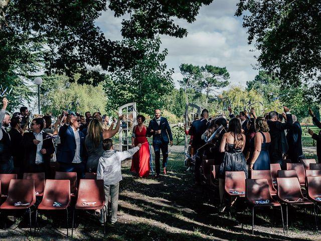 Le mariage de Florian et Charlotte à Bordeaux, Gironde 97