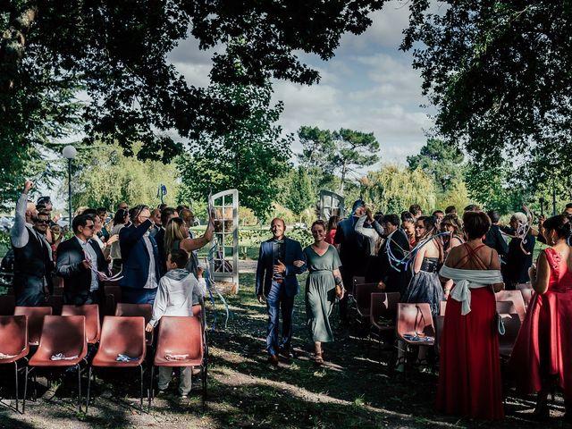 Le mariage de Florian et Charlotte à Bordeaux, Gironde 99