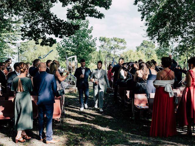 Le mariage de Florian et Charlotte à Bordeaux, Gironde 101
