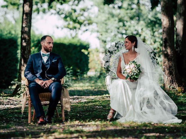 Le mariage de Florian et Charlotte à Bordeaux, Gironde 112