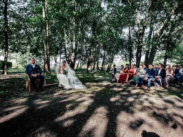 Le mariage de Florian et Charlotte à Bordeaux, Gironde 117