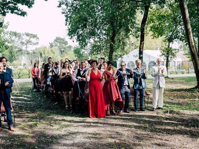Le mariage de Florian et Charlotte à Bordeaux, Gironde 126