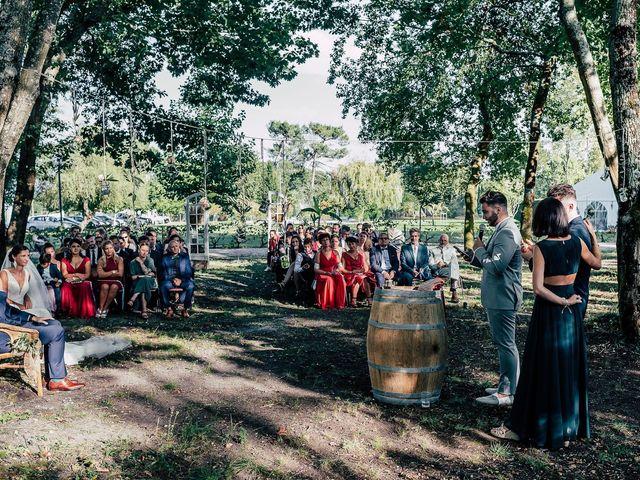 Le mariage de Florian et Charlotte à Bordeaux, Gironde 146