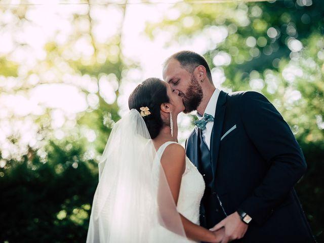 Le mariage de Florian et Charlotte à Bordeaux, Gironde 162