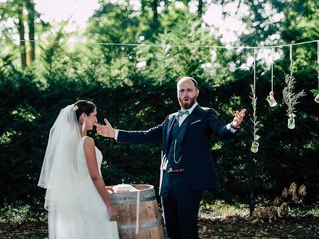 Le mariage de Florian et Charlotte à Bordeaux, Gironde 163