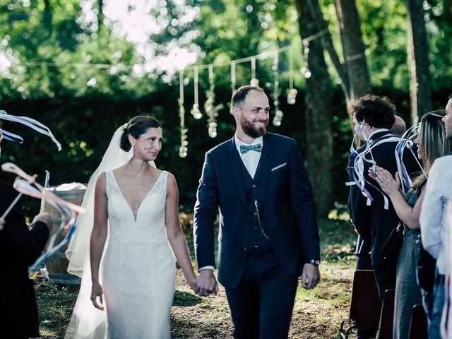 Le mariage de Florian et Charlotte à Bordeaux, Gironde 164