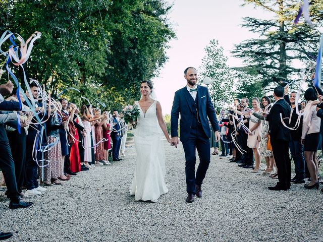 Le mariage de Florian et Charlotte à Bordeaux, Gironde 166