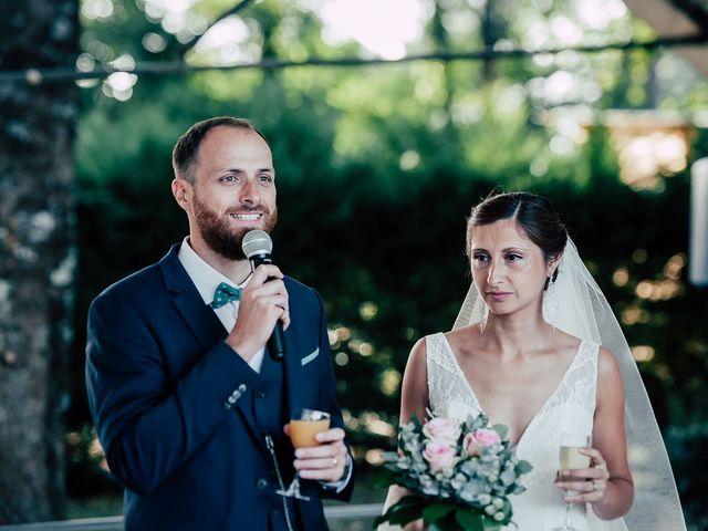 Le mariage de Florian et Charlotte à Bordeaux, Gironde 167