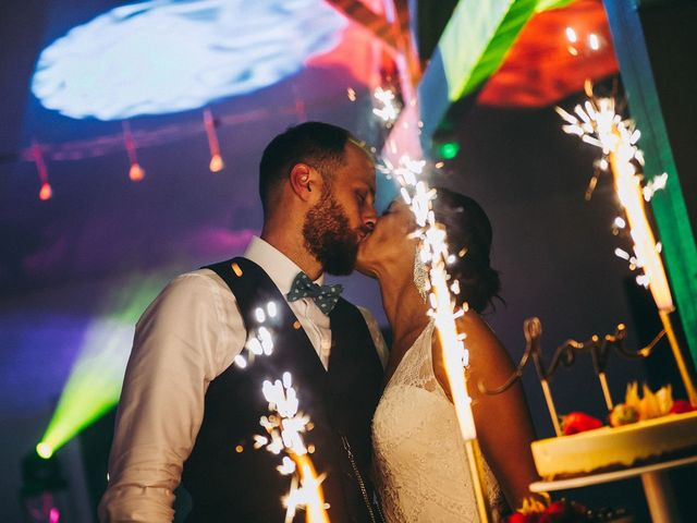 Le mariage de Florian et Charlotte à Bordeaux, Gironde 204