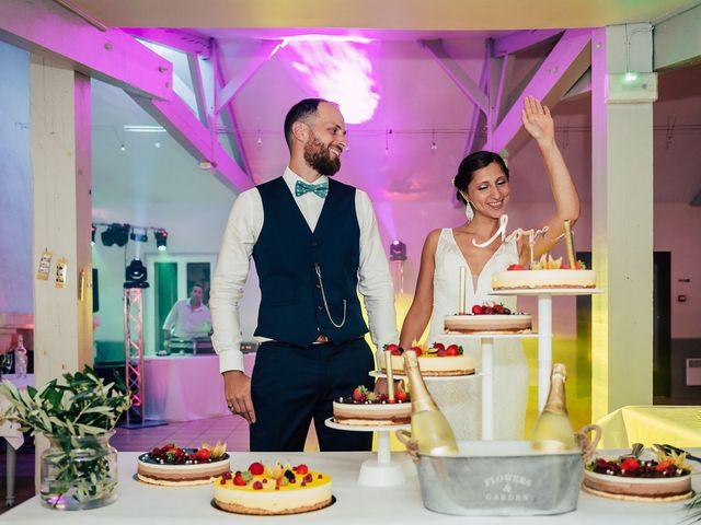 Le mariage de Florian et Charlotte à Bordeaux, Gironde 206