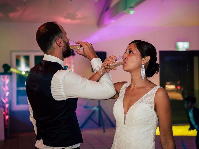 Le mariage de Florian et Charlotte à Bordeaux, Gironde 207