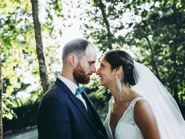 Le mariage de Florian et Charlotte à Bordeaux, Gironde 226