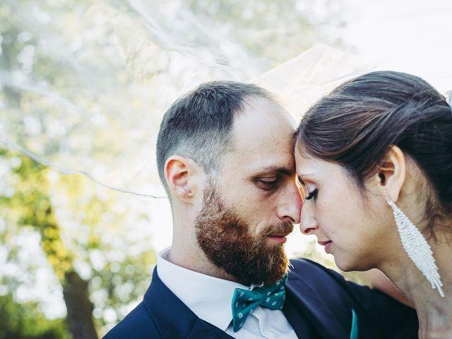 Le mariage de Florian et Charlotte à Bordeaux, Gironde 230