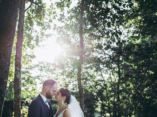 Le mariage de Florian et Charlotte à Bordeaux, Gironde 239