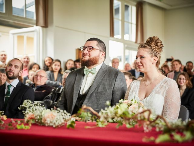 Le mariage de Jonathan et Laurie à Cesson, Seine-et-Marne 6