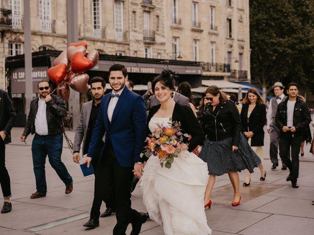 Le mariage de Kassem et Fabby à Bordeaux, Gironde 5
