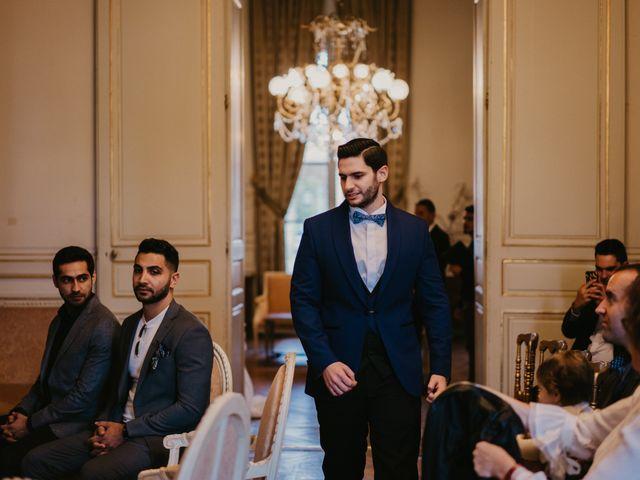 Le mariage de Kassem et Fabby à Bordeaux, Gironde 9