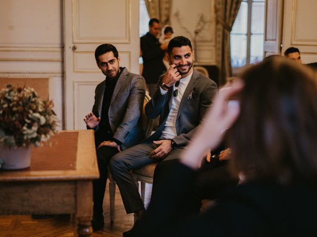Le mariage de Kassem et Fabby à Bordeaux, Gironde 12