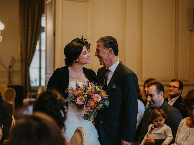 Le mariage de Kassem et Fabby à Bordeaux, Gironde 15