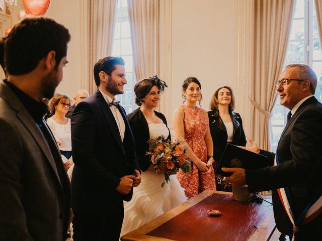 Le mariage de Kassem et Fabby à Bordeaux, Gironde 16