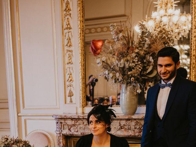 Le mariage de Kassem et Fabby à Bordeaux, Gironde 22