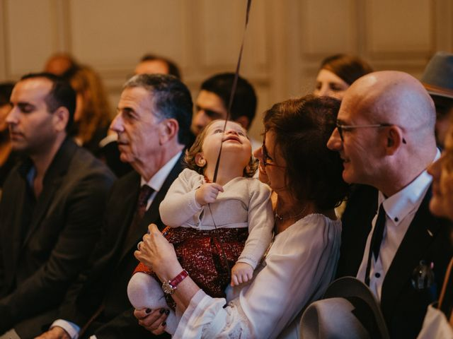 Le mariage de Kassem et Fabby à Bordeaux, Gironde 26