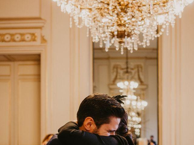 Le mariage de Kassem et Fabby à Bordeaux, Gironde 30