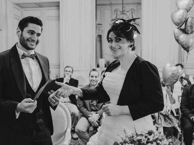 Le mariage de Kassem et Fabby à Bordeaux, Gironde 32