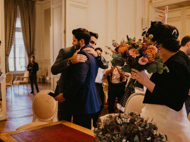 Le mariage de Kassem et Fabby à Bordeaux, Gironde 34