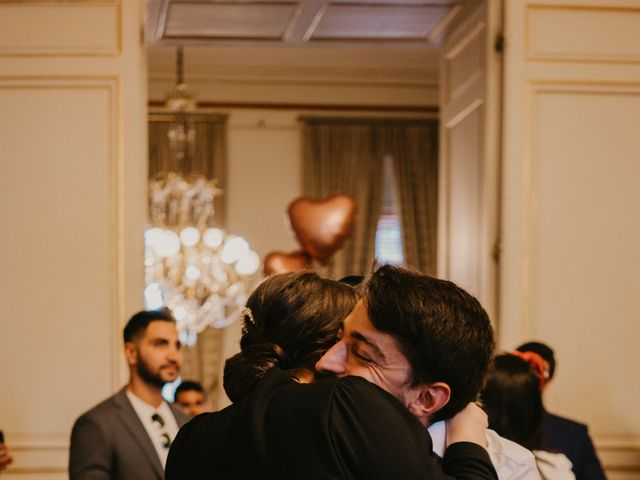 Le mariage de Kassem et Fabby à Bordeaux, Gironde 35