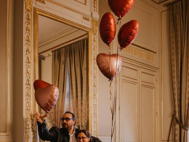 Le mariage de Kassem et Fabby à Bordeaux, Gironde 39