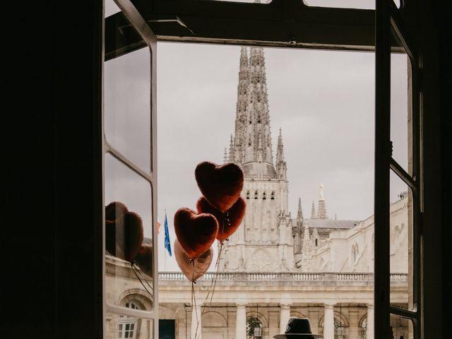 Le mariage de Kassem et Fabby à Bordeaux, Gironde 40