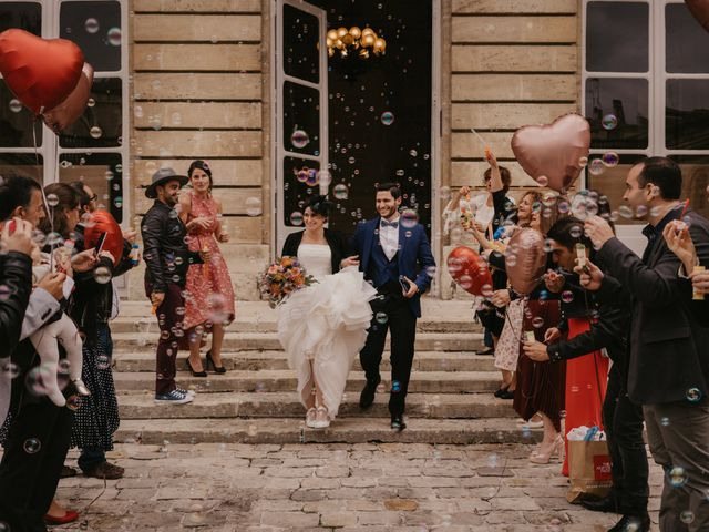 Le mariage de Kassem et Fabby à Bordeaux, Gironde 41