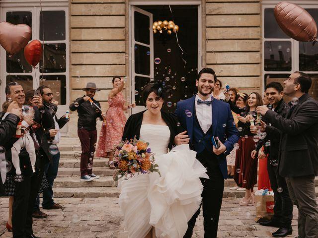 Le mariage de Kassem et Fabby à Bordeaux, Gironde 42