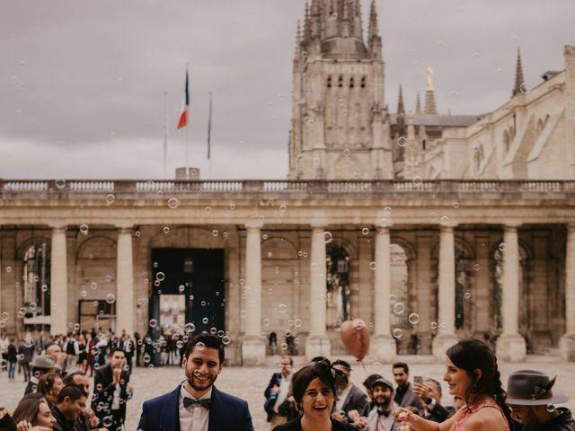 Le mariage de Kassem et Fabby à Bordeaux, Gironde 44