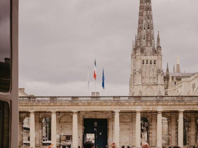 Le mariage de Kassem et Fabby à Bordeaux, Gironde 45