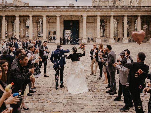 Le mariage de Kassem et Fabby à Bordeaux, Gironde 46