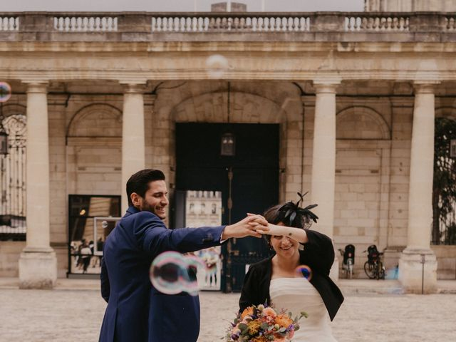 Le mariage de Kassem et Fabby à Bordeaux, Gironde 47