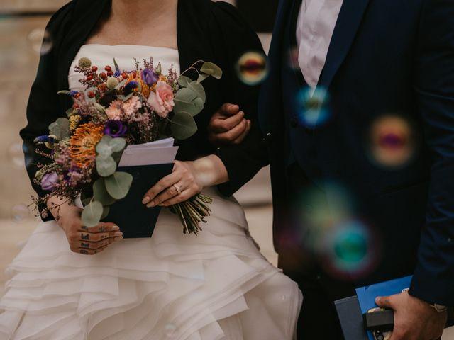 Le mariage de Kassem et Fabby à Bordeaux, Gironde 49