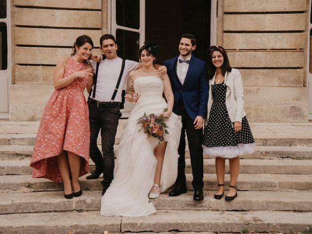 Le mariage de Kassem et Fabby à Bordeaux, Gironde 51