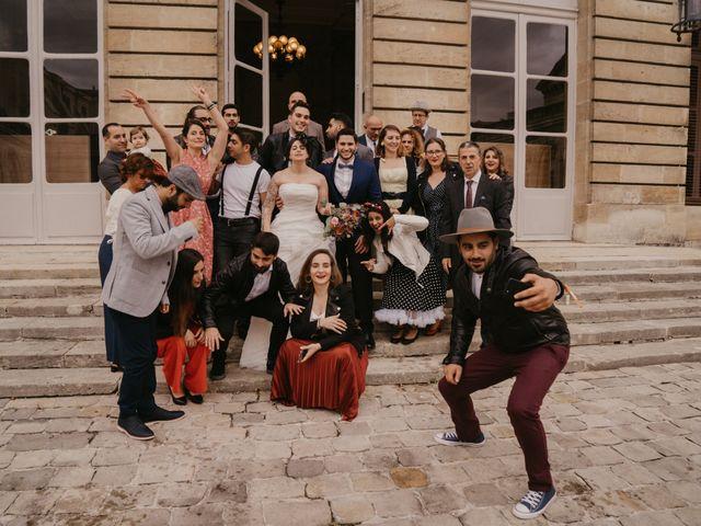 Le mariage de Kassem et Fabby à Bordeaux, Gironde 52