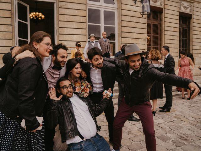Le mariage de Kassem et Fabby à Bordeaux, Gironde 53