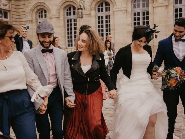 Le mariage de Kassem et Fabby à Bordeaux, Gironde 55