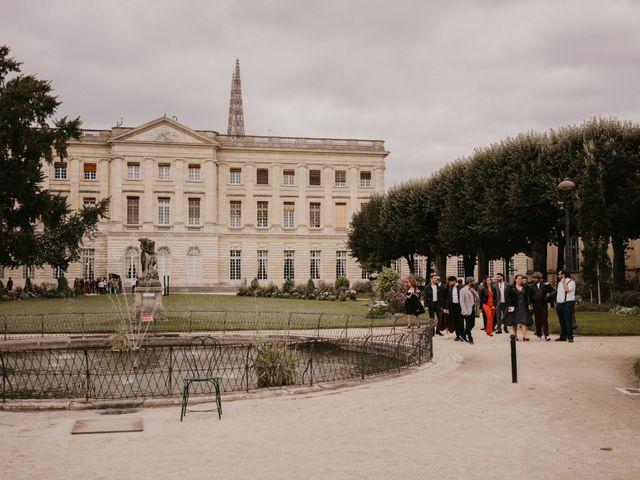 Le mariage de Kassem et Fabby à Bordeaux, Gironde 59