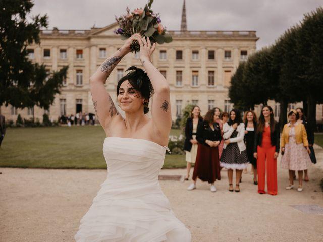 Le mariage de Kassem et Fabby à Bordeaux, Gironde 61