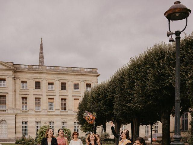 Le mariage de Kassem et Fabby à Bordeaux, Gironde 62