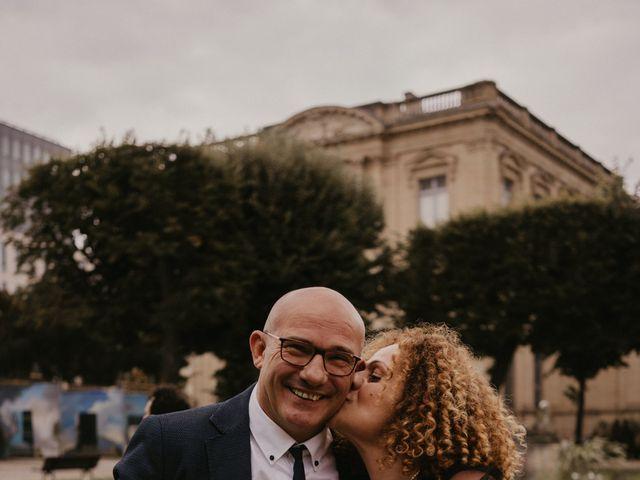 Le mariage de Kassem et Fabby à Bordeaux, Gironde 63