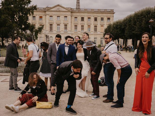 Le mariage de Kassem et Fabby à Bordeaux, Gironde 65