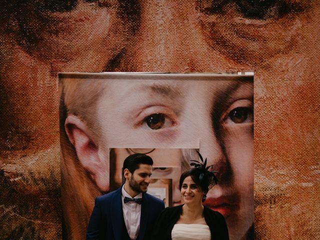 Le mariage de Kassem et Fabby à Bordeaux, Gironde 67