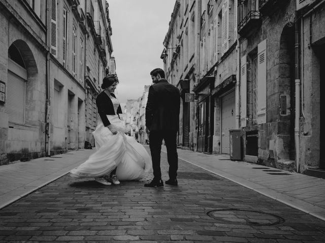 Le mariage de Kassem et Fabby à Bordeaux, Gironde 68